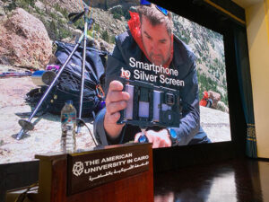 Smartphone to Silver Screen – Mobile journalism honored at global film festivals