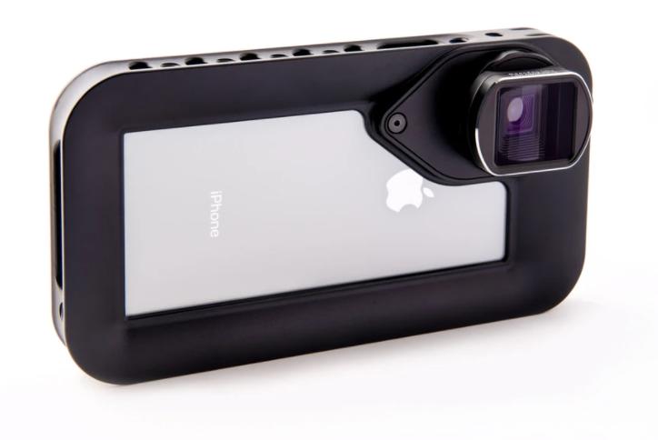 iPhone SE – Low cost anamorphic cinema rig
