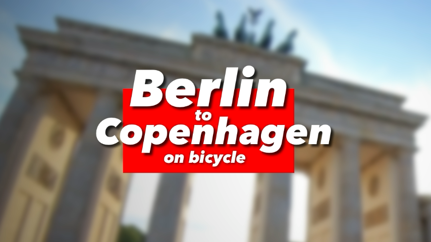 #MojoTrek: Berlin to Copenhagen Bike Tour