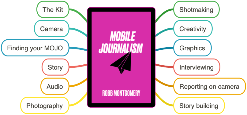 Mobile Journalism textbook